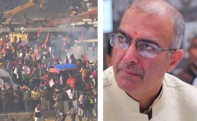 sanjat said delhi s visuals hurt the dignity of democracy