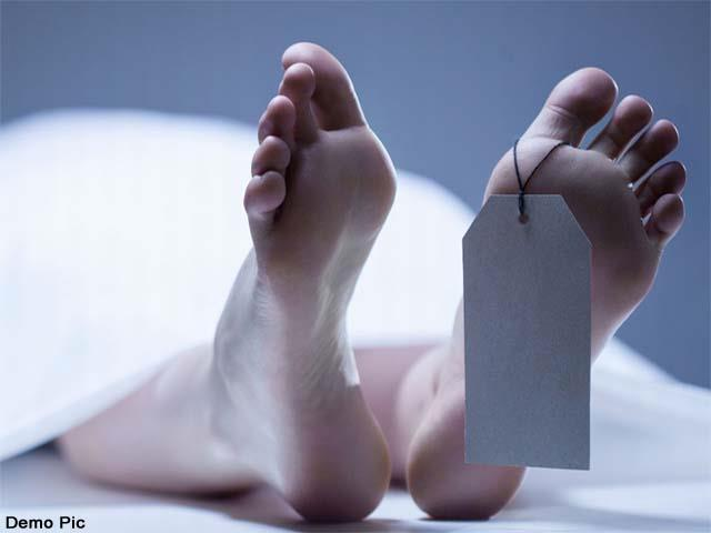sudden death of person who came home after voting
