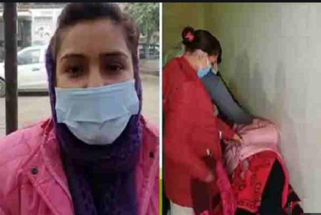 female dr and nurse refused to apply kovid vaccine know the reason