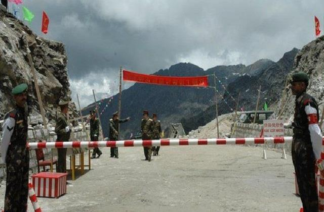 minor conflict between indo china troops in sikkim matter resolved army