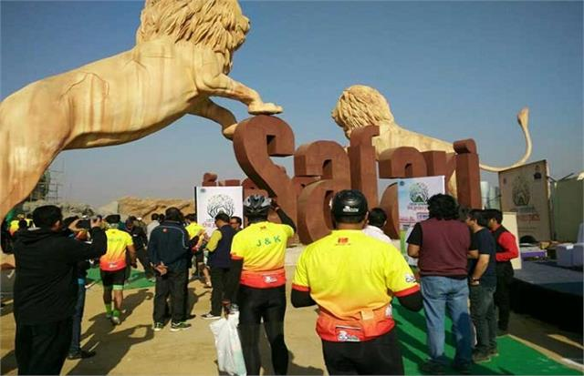 preparations to open lion safari tourists will soon visit these lions