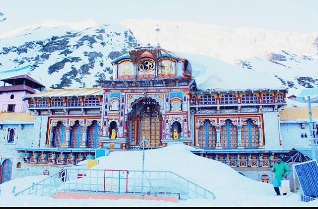 now devotees can easily go to badrinath dham