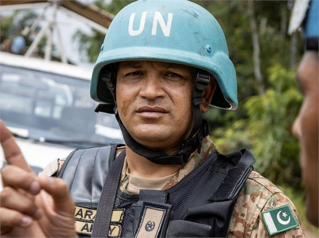 pak army colonel converting un mission employees to islam in congo