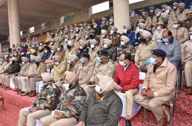 1000 police officers will be protect the city on republic day