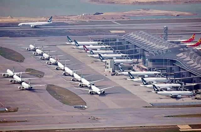 aviation sector goes back 17 years due to kovid 19