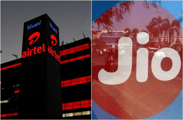 airtel wrote a letter to dot terming jio s allegations as baseless absurd