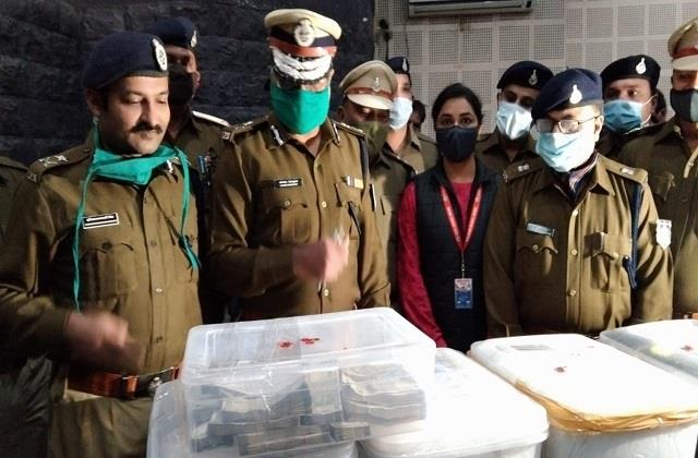 drugs used to be supplied in mp under police s nose