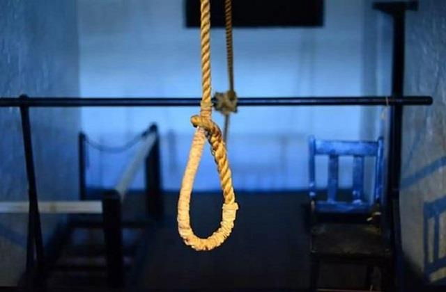 jailed husband hangs himself after his wife commits