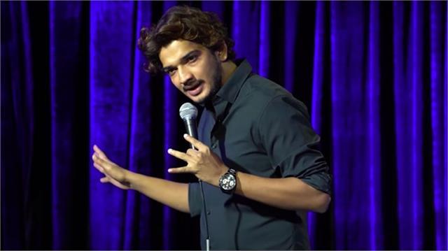 up police files warrant against comedian munawar farooqui