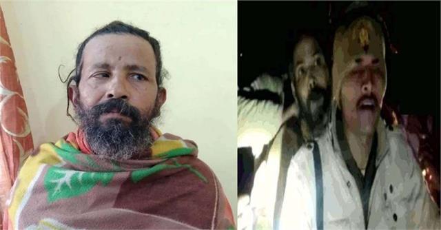 badaun gangrape case mahant sent to 14 day judicial custody
