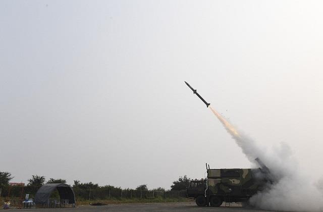 drdo successfully tests akash ng missile amid tension from china