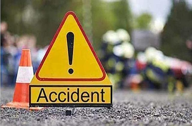 rohtas woman killed by high speed truck driver absconding
