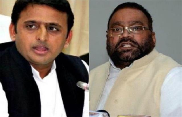 akhilesh wants to push up towards jungle raj pain in criminals maurya