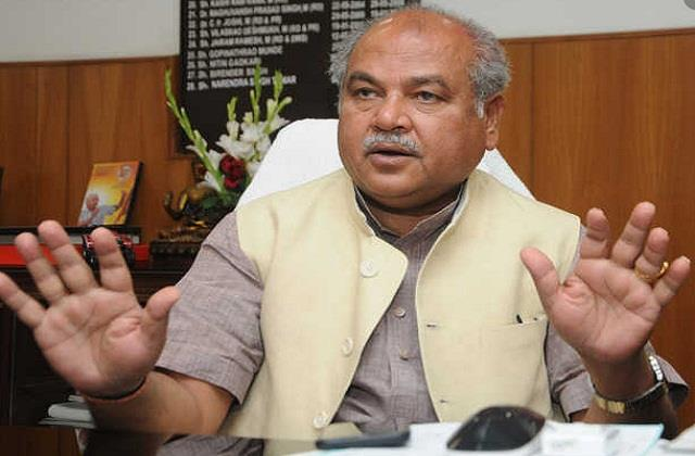 national news punjab kesari narendra singh tomar modi government