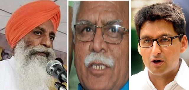 manohar reacted sharply to the allegations against chadhuni