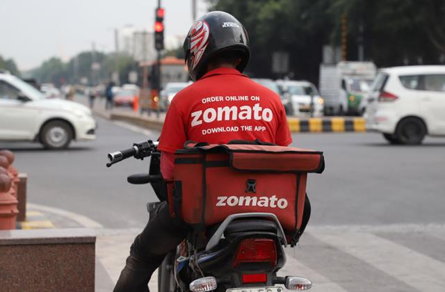 zomato set new year record got more than 4 200 orders every minute
