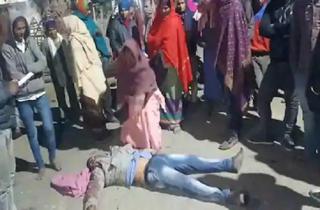 non banking agent shot dead in khagaria
