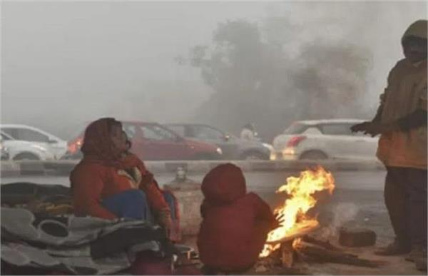 weather department alert outbreak of cold and fog to continue in up