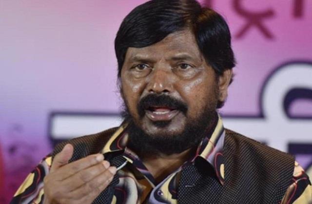 national news punjab kesari farmers protest ramdas athavale