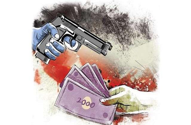 robbery at jalandhar