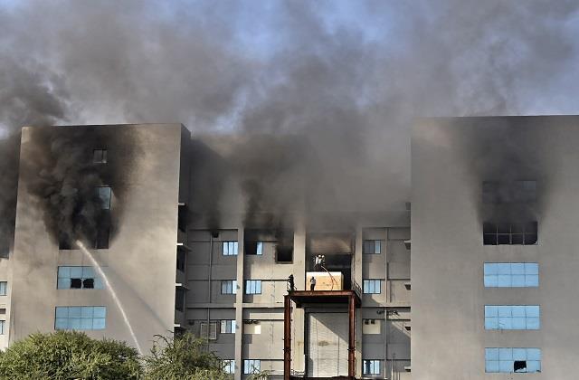five dead in serum institute fire adar poonawala expressed grief