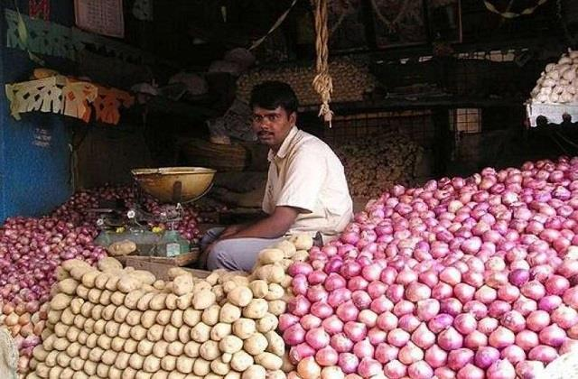 wholesale inflation down to 1 22 percent in december as onion
