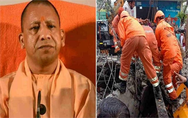 cm yogi directed sit to investigate muradnagar cremation site accident