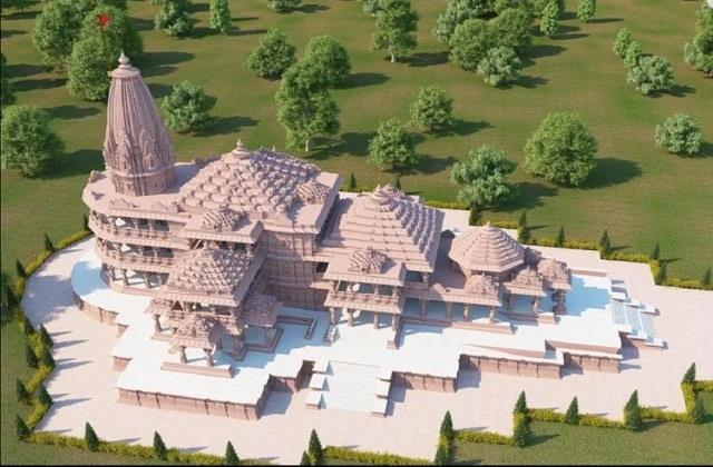 rss said ram temple will be a symbol of india s pride and pride