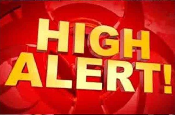 high alert in punjab