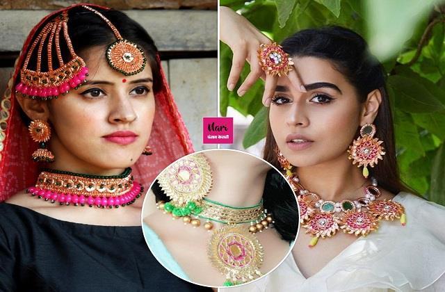 Lohri Fashion: आपके ट्रेडिशनल लुक को कंप्लीट करेगी Gotta Jewellery, देखिए लेटेस्ट डिजाइन्स