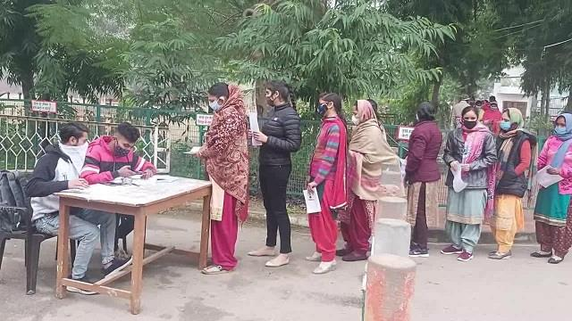 big negligence in village secretary examination