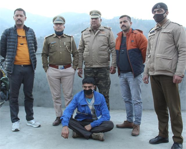 accused of kidnapping a minor in karnataka