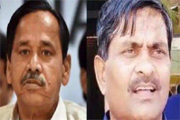 ramachal rajbhar and congress leader nasimuddin siddiqui arrested