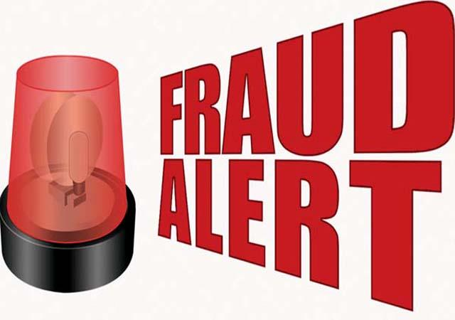 online fraud attempt in the name of corona medicine