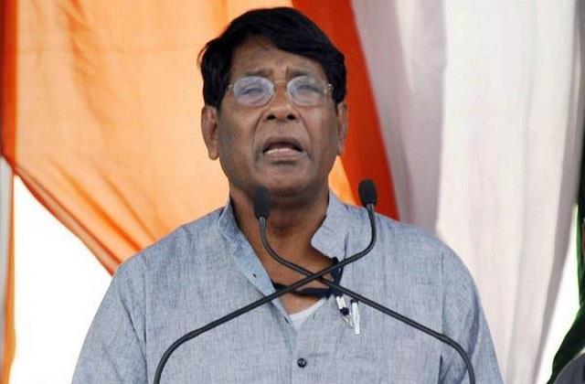 rameshwar oraon supported the agitating farmers