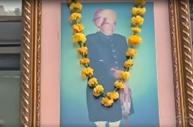 bjp senior leader lokendra singh passed away