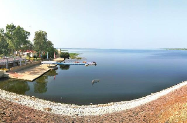 know the full story of hallali dam