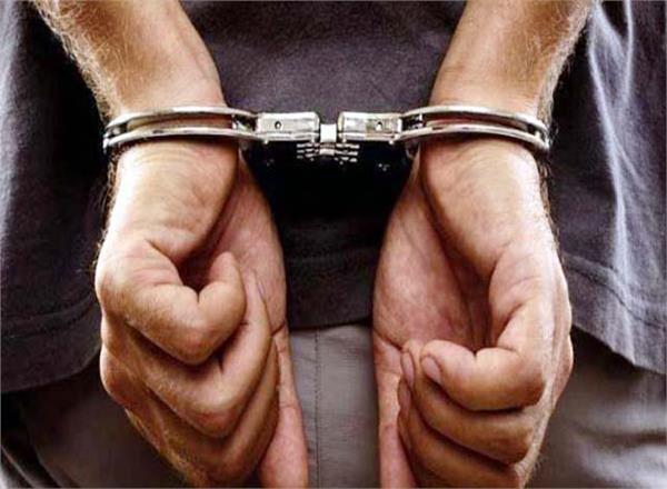 1 arrested robber