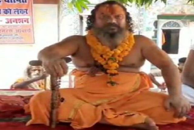 sadhus saints opposed the violence erupted during kisan tractor rally