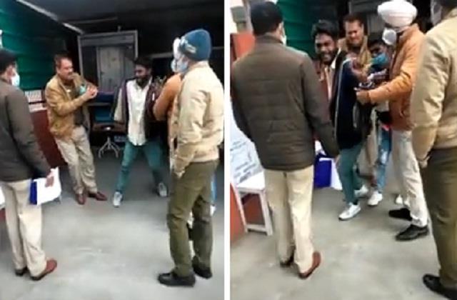accused dies in hisar jail