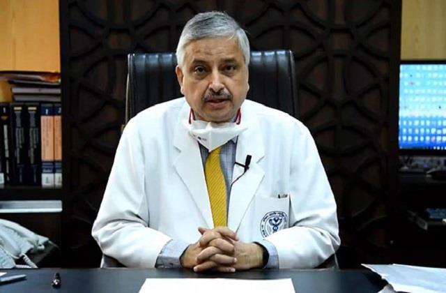 aiims director covid 19 vaccine nose will easy children
