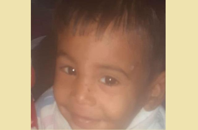 father brutally murdered his 2 year old son