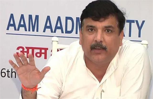 delhi violence conspiracy to malign the farmers movement sanjay singh