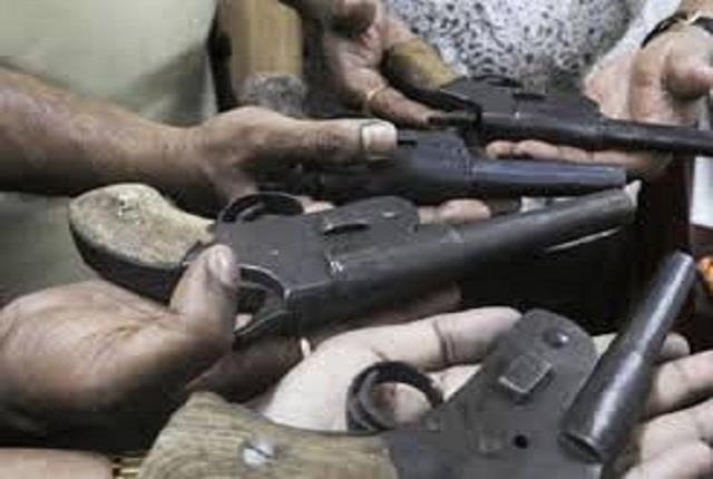 up illegal ashala factory busted three arrested