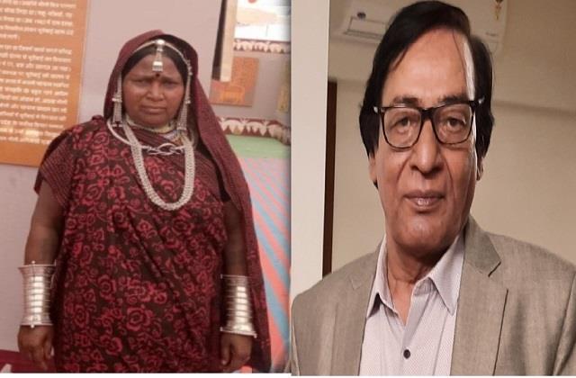 meet bhuribai and kapil tiwari of mp who will get padma shri award