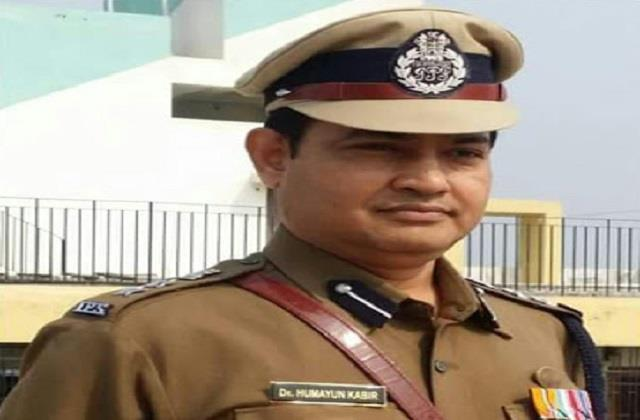 ips officer humayun kabir who arrested bjp workers on  shoot  resigns