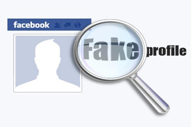 asking people for money by creating fake id of a woman on fb