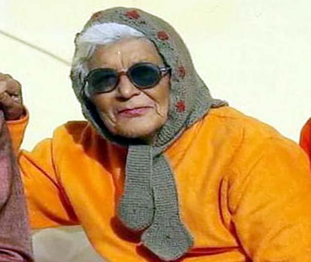 mother of former mp maheshwar singh passed away