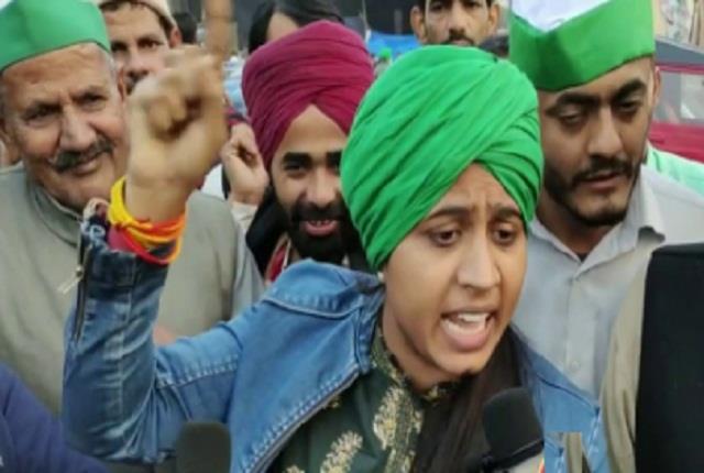पूनम पंडित ने नए कृषि कानून को बताया डेथ वारंट, 26 जनवरी को दिल्ली पहुंचने का किया आह्वान - poonam pandit told the new agricultural law deathwarrant - UP Punjab Kesari