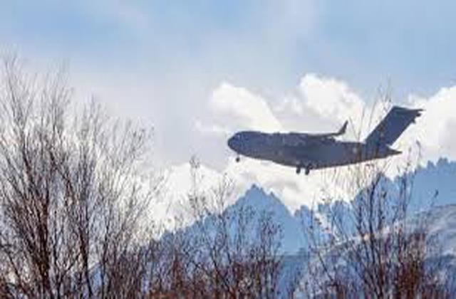 iaf rescued people in ladakh and jammu kashmir